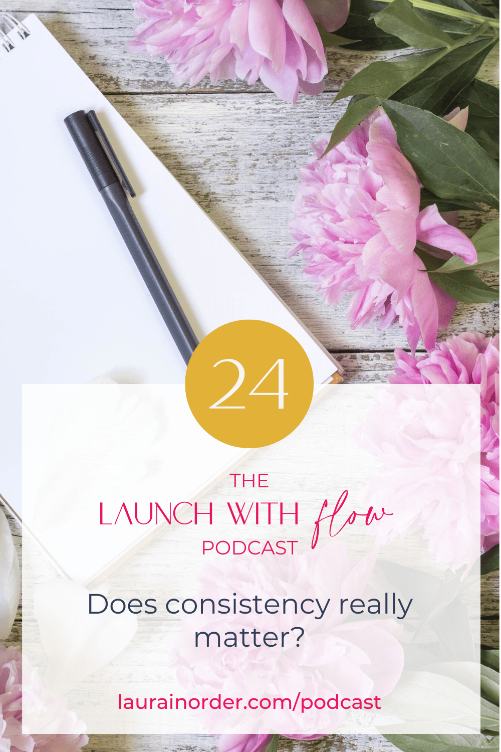 Episode 24 - Does consistency really matter?